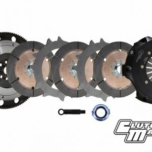 CLUTCH MASTERS TWIN DISK (RACE) 94-01 1.6L DOHC B SERIES