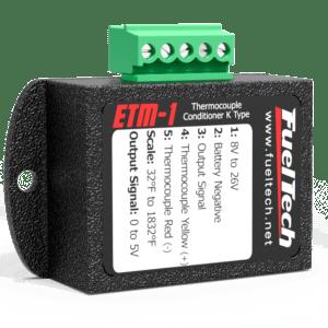 ETM-1 EGT CONDITIONER