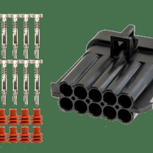LS550 V8 10-WAY CONNECTOR KIT