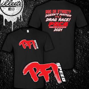 PFI PSCA 2021 Series T-Shirt