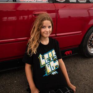 Kids Let's Go T-Shirt