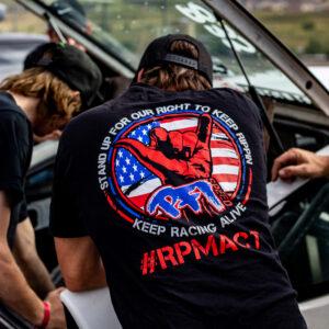 Stand UP PFI #RPMACT Shirt