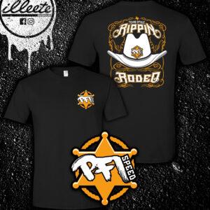 PFI Rippin' Rodeo T-Shirt